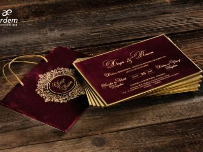ERDEM INVITATIONS 50565